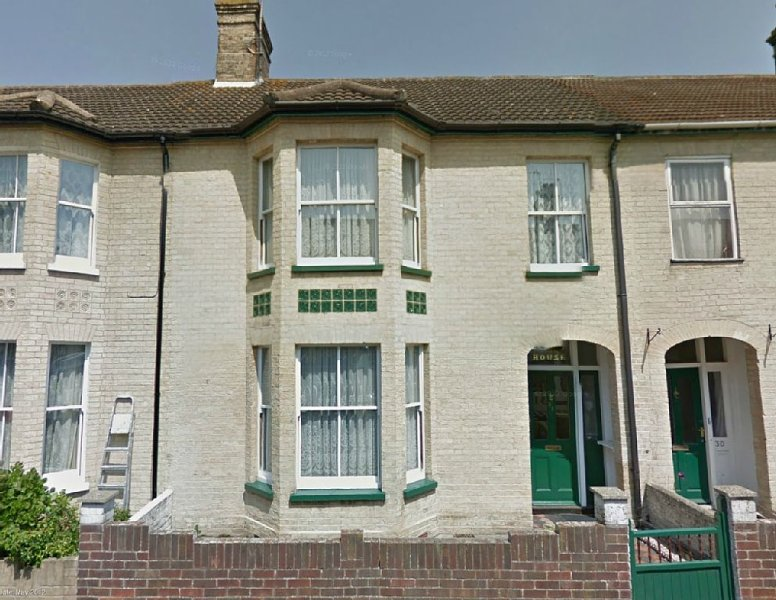 *Goodwin House - A Family Home Centrally Located In Lowestoft By The Sea, location de vacances à Carlton Colville