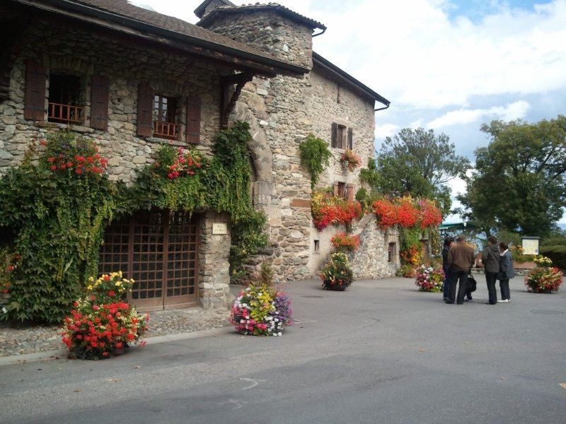 Medieval Village of Yvoire