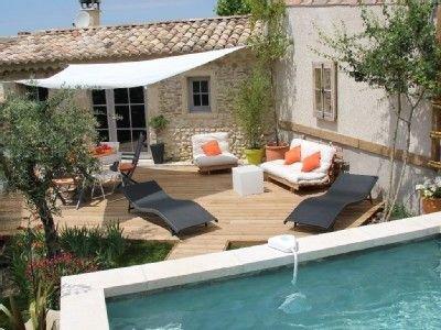 Maison de village ' La Gallenclere'  promo Automne, location de vacances à Saint-Maurice-sur-Eygues