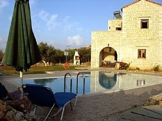 Private Holiday Villa On The Beautiful Island Of Crete,Pool, Eot 1042K**********, vacation rental in Almyrida