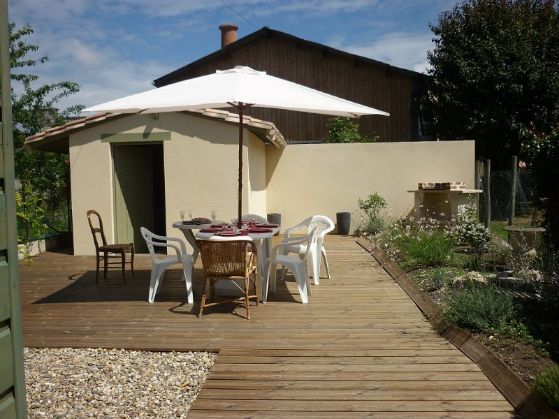 maison de village à Eymet, holiday rental in Eymet