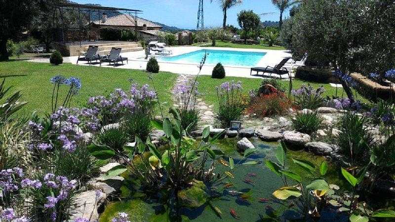 TAORMINA VILLA IBISCUS ALCANTARA, vacation rental in Graniti