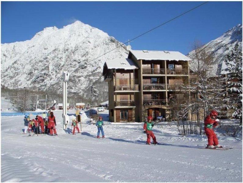 appartement, au pied des pistes, location de vacances à Vallouise-Pelvoux