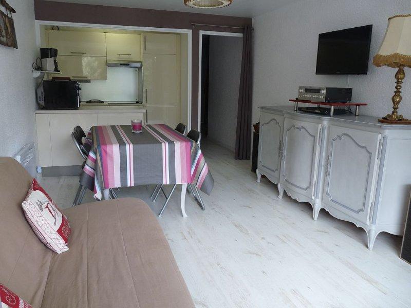 Appartement 3 pièces + coin montagne 65 m², holiday rental in La Salle les Alpes