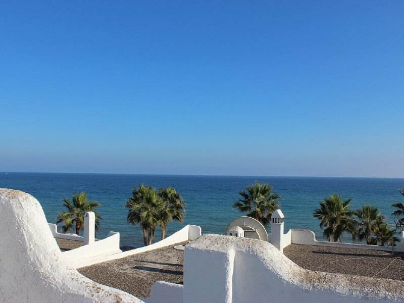 4 Bedroom Beachfront Townhouse 2nd Row, vacation rental in Estepona