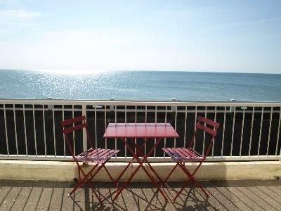 Villa vue sur mer Hauteville sur Mer, location de vacances à Quettreville-sur-Sienne