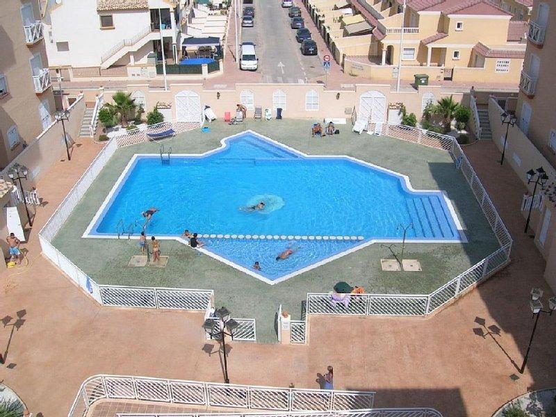 Large 2 Bedroom Apartment in San Pedro 10 min from the Mar Menor beaches, alquiler de vacaciones en San Pedro del Pinatar