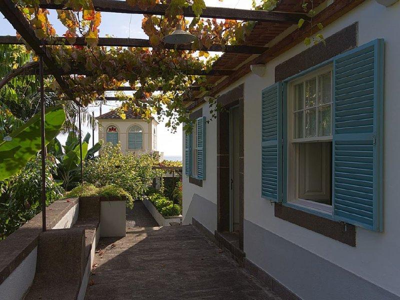 Madalena Do Mar: Maison de caractère Madalena do Mar, vacation rental in Calheta