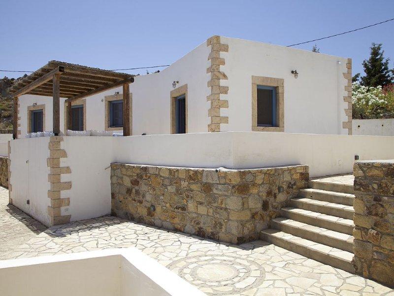 Luxury house in the island of Patmos  AMA: *********** MHTE 1468K***********, casa vacanza a Grikos