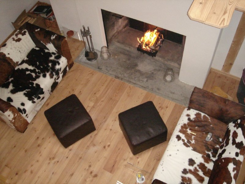 Luxurious apartment with 5* spa facilities, vacation rental in Chateau-d'Oex