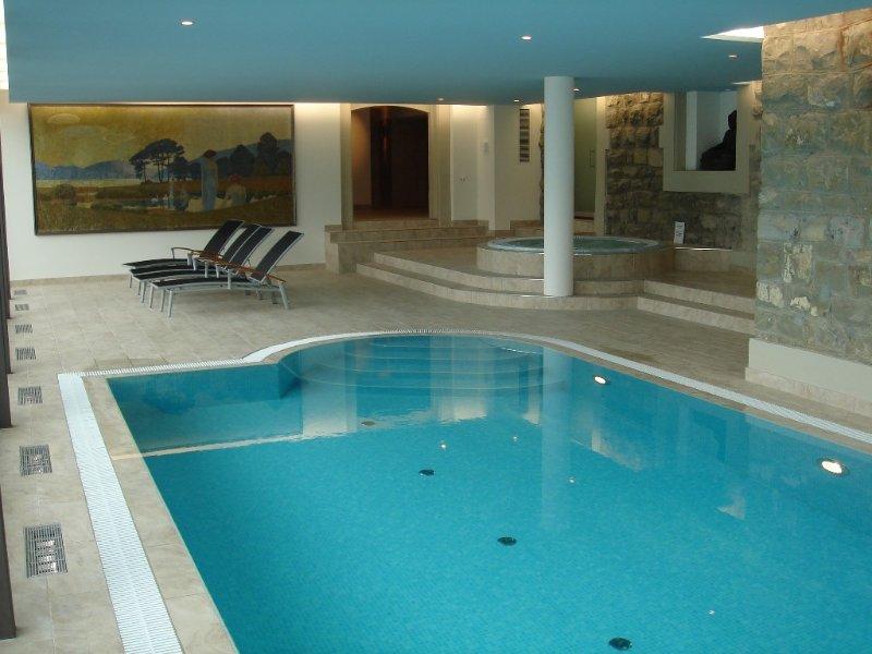 5* spa facilities at La Soldanelle