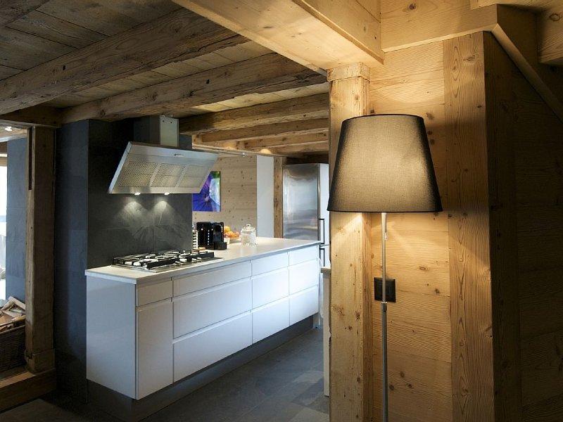 l'Alpage - magnifique chalet du 18e, location de vacances à Le Sepey