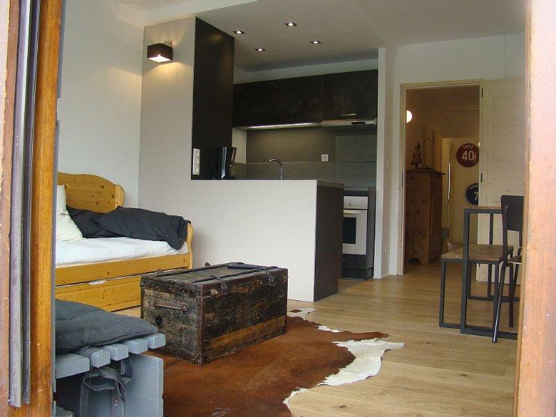 Apartment/ flat - Tignes le lac, holiday rental in Tignes