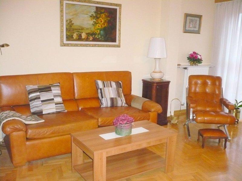 Tranquilidad y comodidad en el corazón de Madrid, vacation rental in Madrid