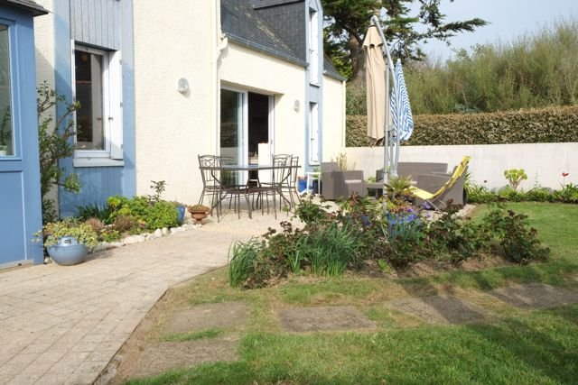 Situation idéale  BORD DE MER   BRETAGNE, holiday rental in Finistere
