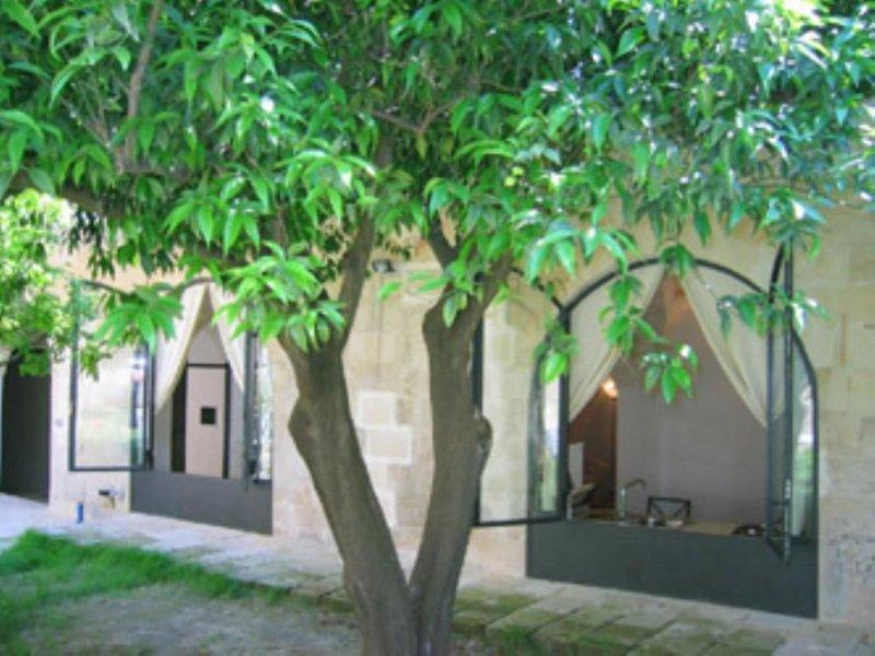 Lecce: Miniappartamento nel centro storico di Lecce - Casa con giardino, aluguéis de temporada em Lecce