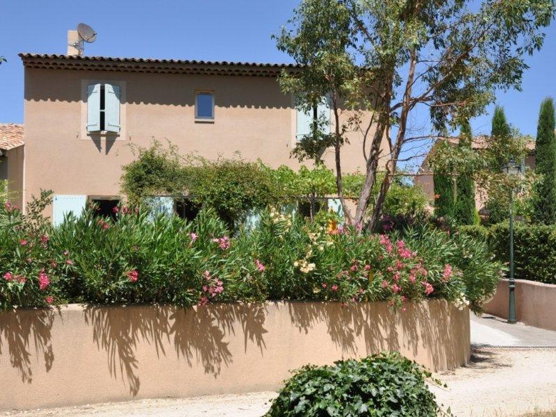 Peaceful house/ garden in Provençal village, holiday rental in Lourmarin