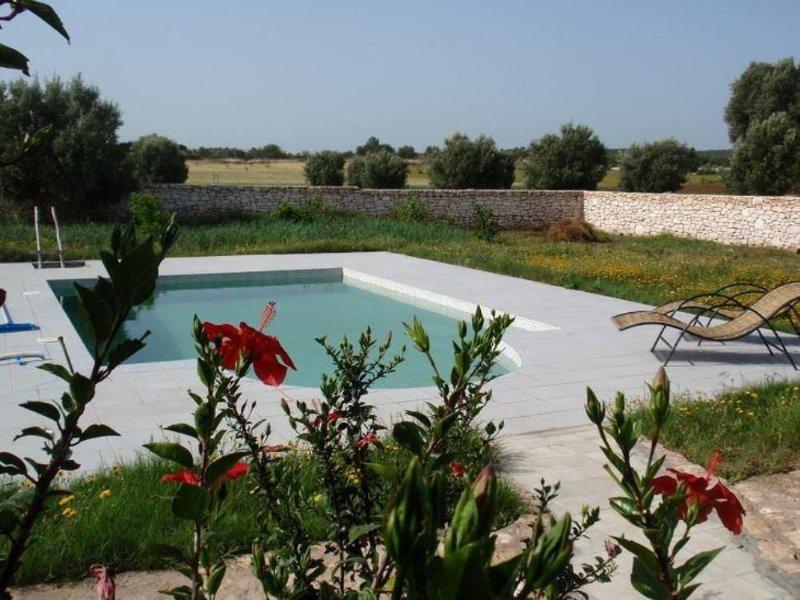MAISON ET PISCINE ENTIEREMENT CLOS ET PRIVE. Plénitude et charme de la campagne, location de vacances à Essaouira