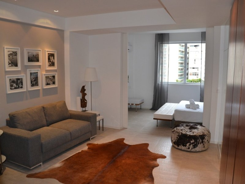 BRAND NEW One Bedroom Apartment - Ipanema -  Ideal Location, alquiler de vacaciones en Río de Janeiro