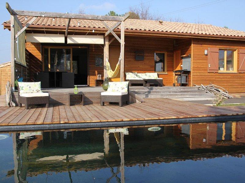 -AuxSoleils- Villa de charme tout confort près des plages (vélos, wifi), location de vacances à Talais