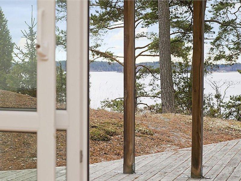 SEA COTTAGES: 'The First Sea Cottage', aluguéis de temporada em Varmdo