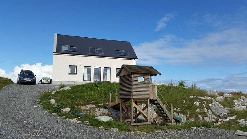 Tranquil self-catering accommodation in the Outer Hebrides, holiday rental in Baleshare