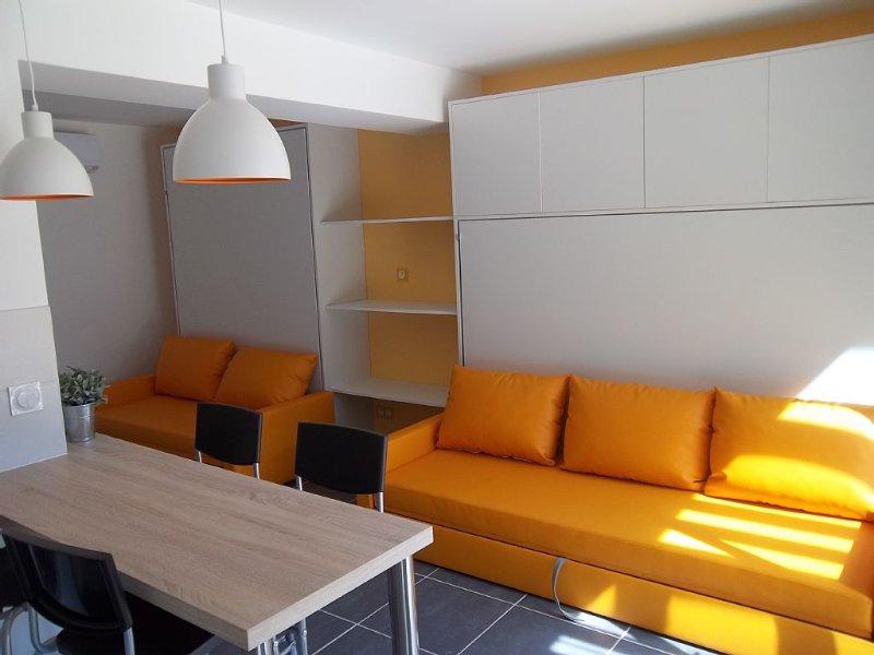 Super nice lounge!