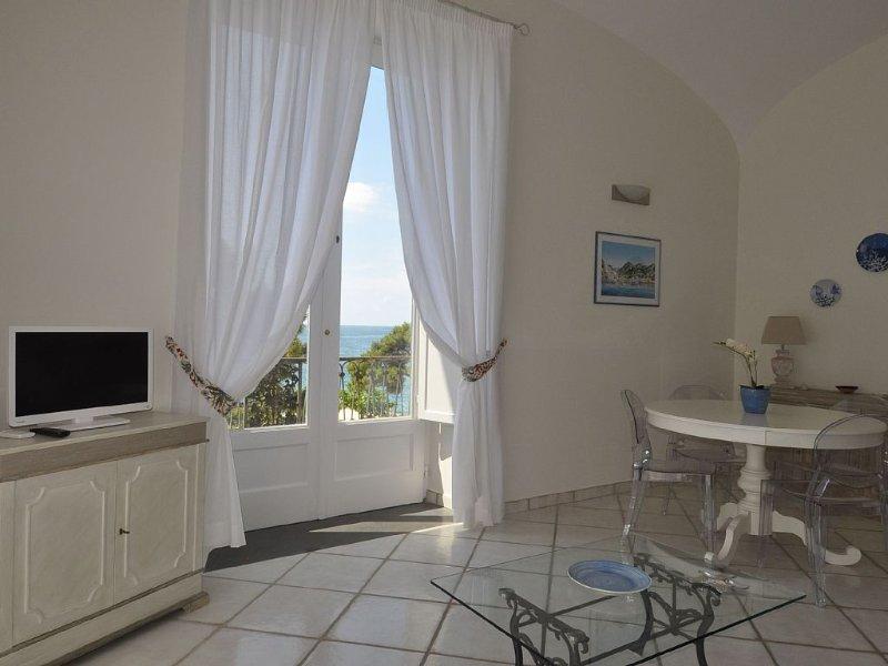 L'Ancora - Luminoso appartamento vista mare, location de vacances à Minori
