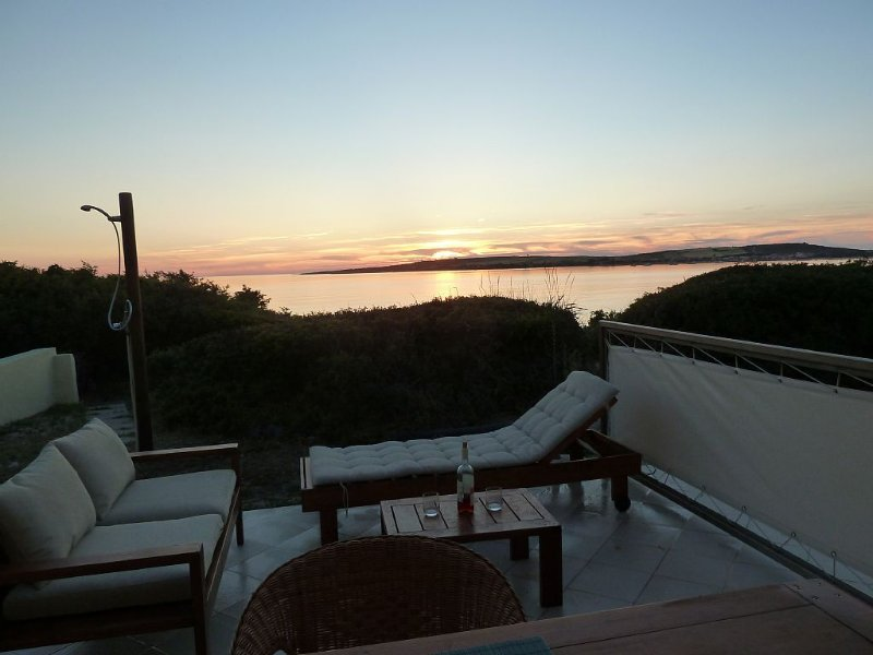 Appartamento sulla spiaggia, holiday rental in Putzu Idu