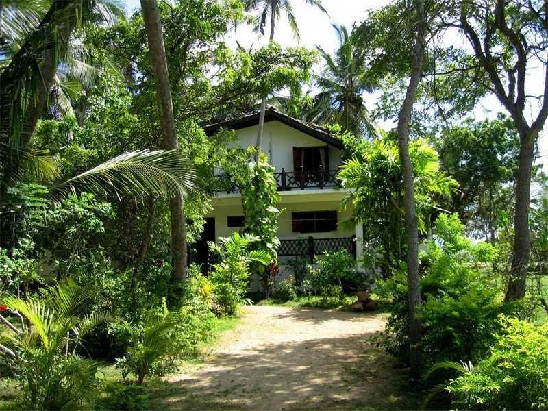 Peaceful position with a 13meter fresh water swimming pool, vakantiewoning in Tangalle