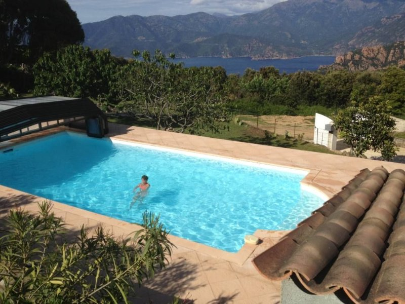 Location de vacances à PIANA, vacation rental in Piana