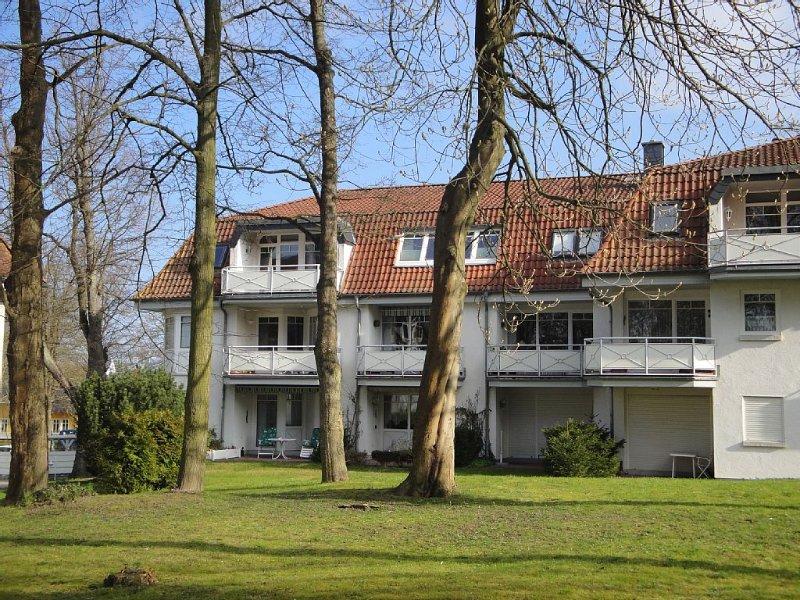 Ferienwohnung in Zinnowitz (Insel Usedom) in Top-Lage, WLAN, 2020 renoviert, holiday rental in Zinnowitz