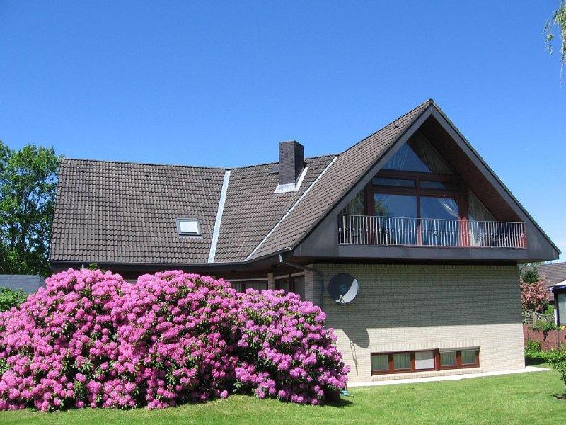 Ihr Zuhause am Urlaubsort direkt angeschlossen an die Rad- und Wanderwege, location de vacances à Otterndorf