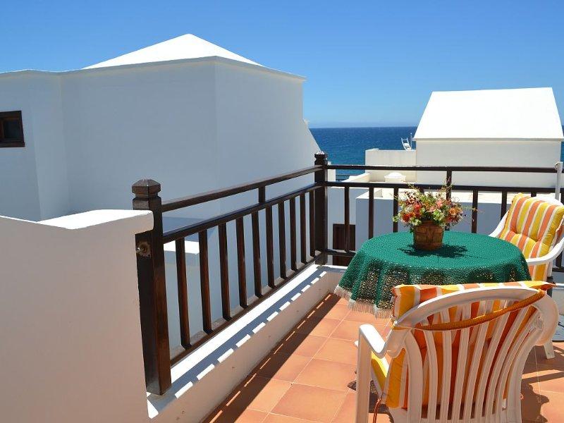 Bungalow  am Meer - Bitte Abfragen !! 0 Storno (Corona) & Insel-Infos komplett, holiday rental in Playa Honda