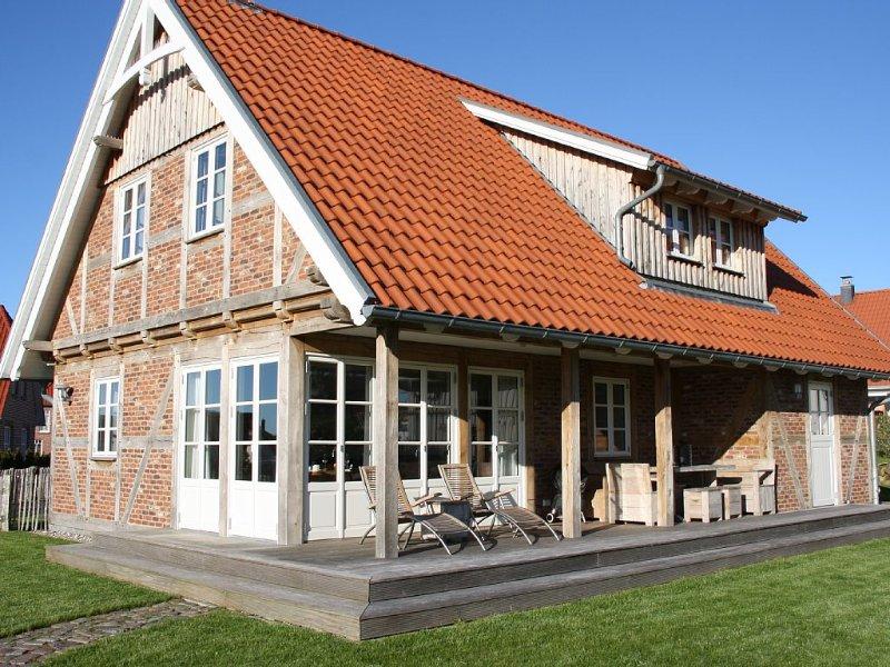 Ferienhaus ' MeerZeit ', Sauna, Kamin, Kostenloses WLAN, holiday rental in Dassow