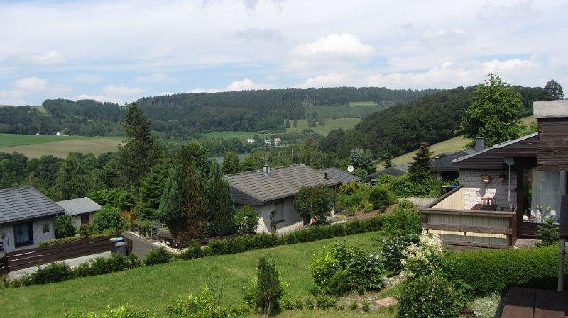 Gönnen Sie sich Erholung und Entspannung im schönen Sauerland direkt am See, casa vacanza a Sundern