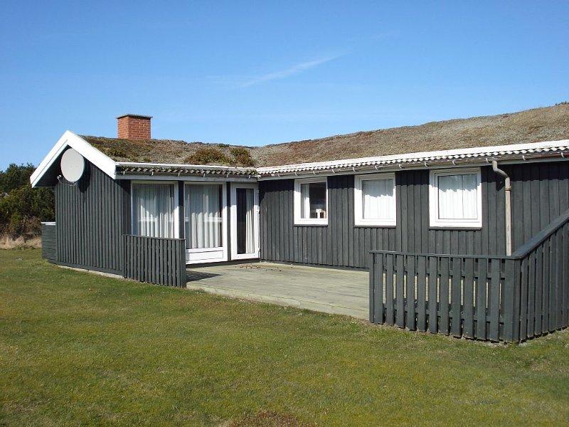 Qualitätshaus mit idyllischer Lage, nah am breiten Sandstrand, Ferienwohnung in Saltum
