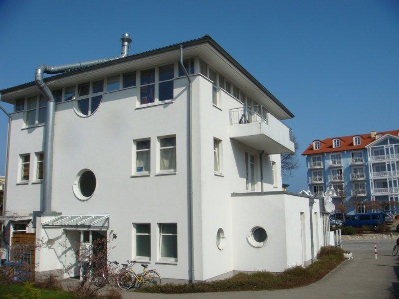 100m vom Strand, im Herzen von Zinnowitz, W-LAN, inkl. Restaurantgutscheine, holiday rental in Zinnowitz