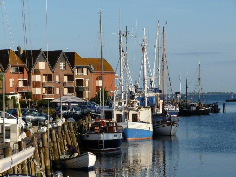 Ruhige, schöne FeWo am Jacht-Hafen, holiday rental in Lemkendorf