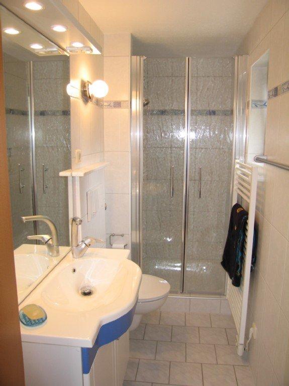 Duschrum med toalett