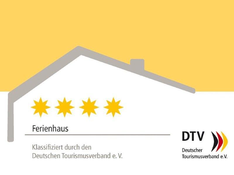 4 Sterne Haus Im 'schönsten Dorf der Wesermarsch' direkt an der Wesermündung, alquiler vacacional en Wurster Nordseeküste