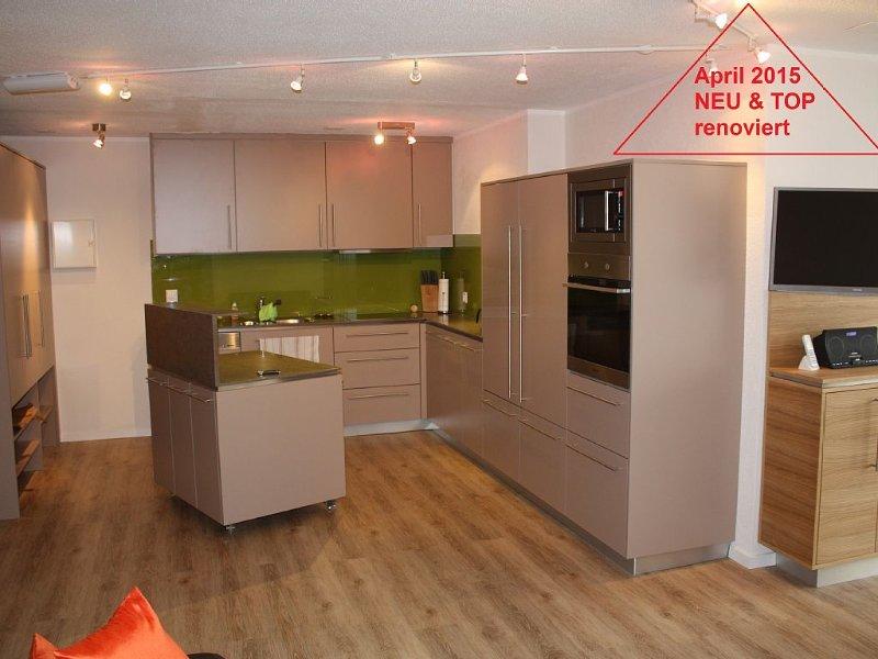 4,5-Sterne Wohnung mit Wellness im 4-Sterne-Hotel, holiday rental in Leissigen
