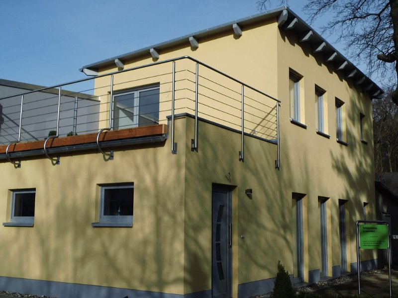 Familienfreundliches, modernes Ferienhaus in Strandnähe, holiday rental in Drewitz