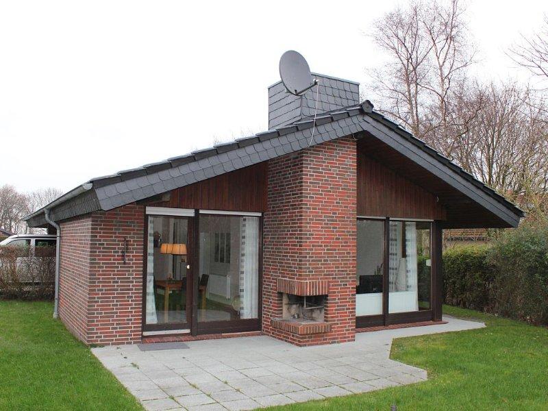 Gemütliches  Ferienhaus für 4 Personen/Babybett vorhanden, location de vacances à Butjadingen