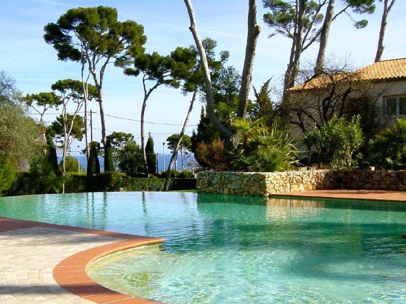 Cap d´Antibes 4 Zr Wohnung in bester Lage., holiday rental in Cap d'Antibes