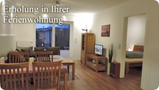 Die Wohnanlage 'Residenz Posthof liegt mitten in Büsum., holiday rental in Büsum