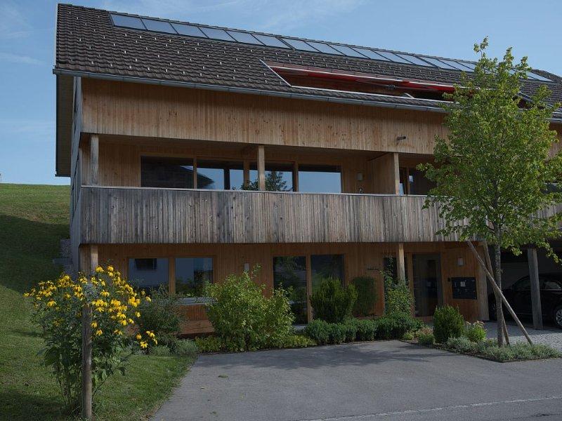 Natur erleben, Entspannen... ab 3 Übernachtungen incl. Bregenzerwald-Gäste-Card, Ferienwohnung in Vorarlberg