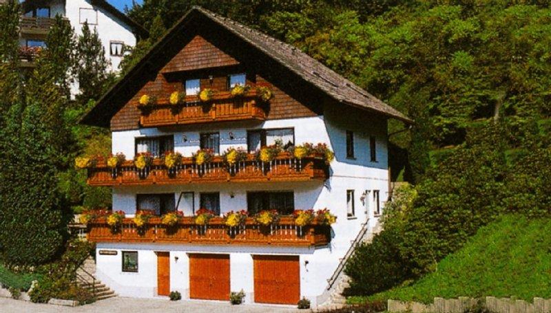 3 Sterne Fewo, Wanderparadies, Nationalpark Schwarzwald, Bärenpark, aluguéis de temporada em Kniebis