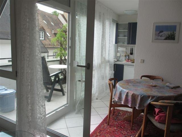 1-Zi. Appartement, 34qm, Altstadt- Fußgängerzone, sehr ruhig, taghell,Südbalkon,, holiday rental in Umkirch