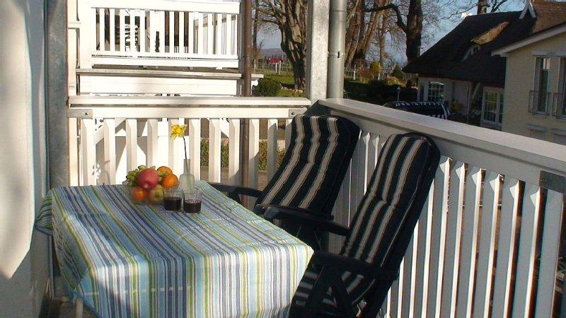 Maisonettenwohnung mit Sauna und Schwimmbad Inklusive 200 m zum Meer, casa vacanza a Göhren